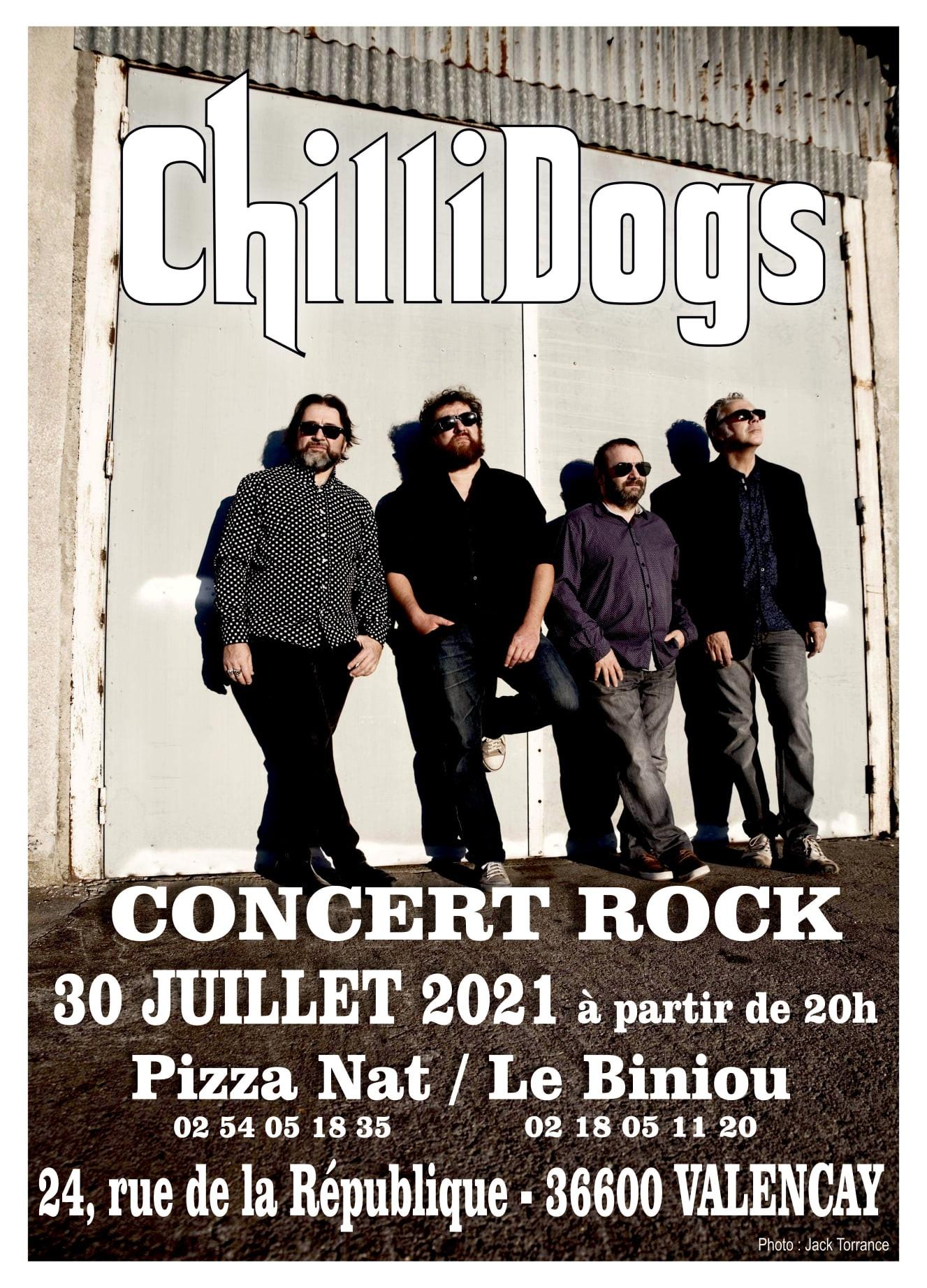 Chillidogs 2021