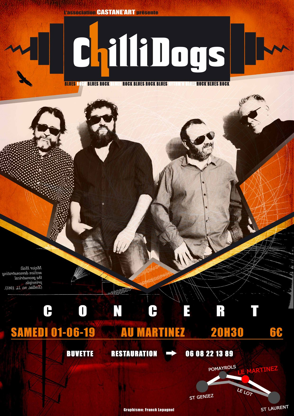 CHILLIDOGS 1ER JUIN 2019