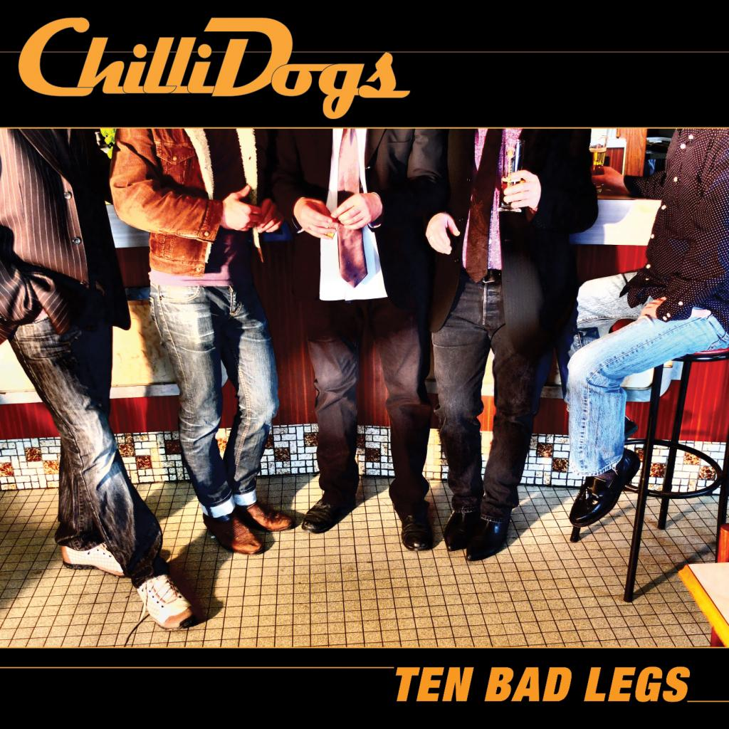 TEN BAD LEGS Le premier album